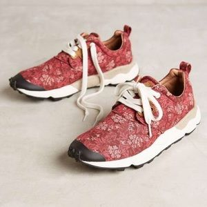 Flower Mountain Red Jasmine Sneakers